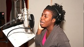 Next up in the booth, its Uzo Aduba!