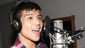 "Godspell cast member and Broadway.com video blogger Telly Leung steps up for his ""All Good Gifts"" solo."