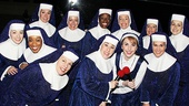 &lt;i&gt;Sister Act&lt;/I&gt; at Macys  The ladies of &lt;i&gt;Sister Act&lt;/i&gt;