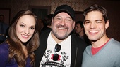 <i>Bonnie & Clyde</I> Birthday Pizza Party – Laura Osnes – Frank Wildhorn – Jeremy Jordan