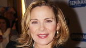 Seminar Opening Night  Kim Cattrall