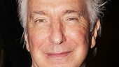Seminar Opening Night – Alan Rickman