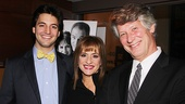 An Evening With Patti and Mandy Opening Night – Patti LuPone – Joshua Johnston – Matthew Johnston