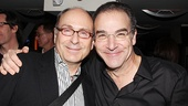 James Lapine and Mandy Patinkin made Broadway history together as librettist/director and star of Sunday in the Park With George, and Patinkin also appeared in Lapines beloved musical Falsettos. 