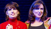 Beth Leavel and Polly Draper in Standing on Ceremony: The Gay Marriage Plays.