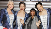 Priscilla Patti LaBelle – Tony Sheldon – Nick Adams – Patti LaBelle – Will Swenson