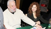 Follies- Stephen Sondheim and Bernadette Peters