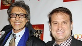 &lt;i&gt;Bonnie &amp; Clyde&lt;/i&gt; opening night  Tommy Tune  Jeff Calhoun