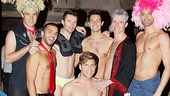 2011 <i>Gypsy of the Year</i> - The cast of <i>Naked Boys Singing</i>