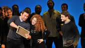 2011 <i>Gypsy of the Year</i> - Hugh Jackman – Bernadette Peters – Daniel Radcliffe