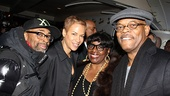 &lt;i&gt;Stick Fly&lt;/i&gt; Opening Night  Spike Lee  Tonya Lewis Lee  Latoya Richardson  Samuel L. Jackson 