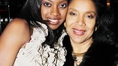 Phylicia Rashad couldn't be prouder of daughter Condola on the night of her Broadway debut.