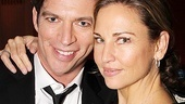 Harry Connick Jr. and his wife, former supermodel Jill Goodacre, enjoy quality time on opening night.