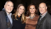 On a Clear Day  Opening  Craig Zadan  Hilary Swank  Mariska Hargitay  Neil Meron