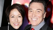 Spider-Man villain Patrick Page looks like a good guy next to his wife, actress Paige Davis.
