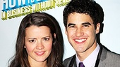 How to Succeed  Darren Criss Opening   Rose Hemingway  Darren Criss