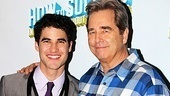Darren Criss and Beau Bridges are delighted to be appearing on Broadway together.