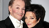 Liza Backstage at Anything Goes - Liza Minnelli - Joel Grey