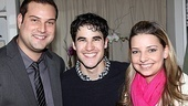 How to Succeed – Jane Lynch Visit – Max Adler – Darren Criss – Jennifer Bronstein