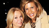 Kathie Lee and Hoda at Sister Act  Hoba Kotb - Kathie Lee Gifford 