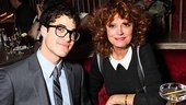 How to Succeed  Darren Calvin Klein Party - Darren Criss  Susan Sarandon