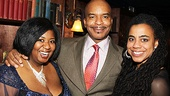 It's a three name extravaganza with Porgy and Bess' NaTasha Yvette Williams, David Alan Grier and Suzan-Lori Parks