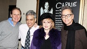 Carrie - Michael Gore, Lawrence D. Cohen, Piper Laurie and Dean Pitchford
