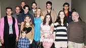 Merrily We Roll Along- Stephen Sondheim, Colin Donnell, Elizabeth Stanley, Celia Keenan-Bolger, Zachary Unger, Adam Gupper