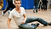 In Rehearsal with Jesus Christ Superstar  Paul Nolan 
