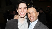 Ben Fankhauser and choreographer Christopher Gattelli cant wait for New York audiences to see Newsies.