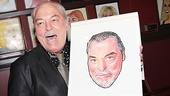 Other Desert Cities patriarch Stacy Keach shows off his dashing new caricature.