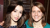 Once Meet and Greet  Cristin Milioti  Marketa Irglova 