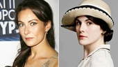Laura Benanti as Lady Mary Crawley