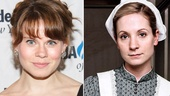 Downton Abbey Casting - Celia Keenan-Bolger
