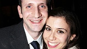 Rated P For Parenthood  Opening Night  Antony Konidaris - Rebecca Kasper