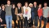 Tribes – Sam Rockwell Visit – Susan Pourfar – Russell Harvard – Gayle Rankin - Craig Raine – Moses Raine – Ann Pasternak Slater – Jeff Perry – Mare Winningham – Will Brill