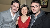 Tribes  Opening Night  Max von Essen  Susan Pourfar  Trip Cullman