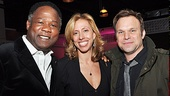Isiah Whitlock Jr, Amanda Green and Norbert Leo Butz add to the merriment at Atlantic Theater Company's annual gala.