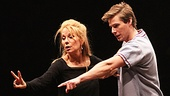 Kathie Lee and Hoda at Godspell  Kathie Lee Gifford  Hunter Parrish