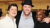 Nice Work If You Can Get It – Rehearsal – Michael McGrath - Stanley Wayne Mathis – Chris Sullivan