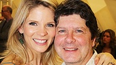 Nice Work If You Can Get It  Rehearsal  Kelli OHara  Michael McGrath
