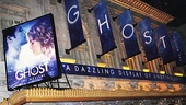 Ghost First Broadway Preview  marquis 