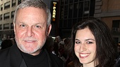 Jesus Christ Superstar opening night – Ron Raines – daughter
