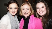 Small-screen stars Alexis Bledel (Gilmore Girls), Eve Plumb (The Brady Bunch) and Zuzanna Szadkowski (Gossip Girl) support the final cast of Love, Loss and What I Wore!