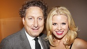 MCC co-artistic director (and Smash casting director) Bernie Telsey is excited to catch up Smash star Megan Hilty.