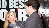 Nice Work stars Kelli O'Hara and Matthew Broderick try their hand at a new Gershwin musical.