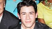 This cake was obviously created with Nick Jonas signature bowtie in mind!