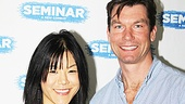 Original cast members Hettienne Park and Jerry O'Connell are putting out the Broadway welcome mat for Seminar's newbies.