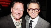 Newsies  Opening Night  John Lasseter  Tom Schumacher