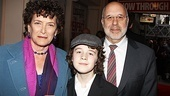 Newsies  Opening Night  Noni White  Bob Tzudiker  son